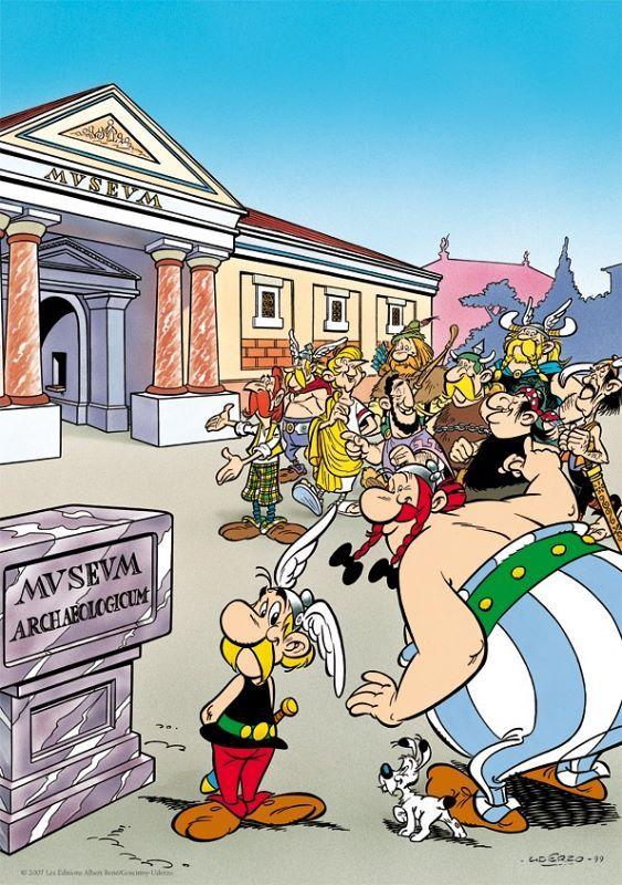 Asterix Romeinen