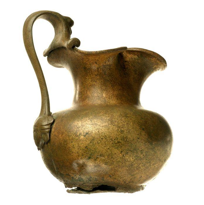 Bronzen kan Bernheze schatvondst