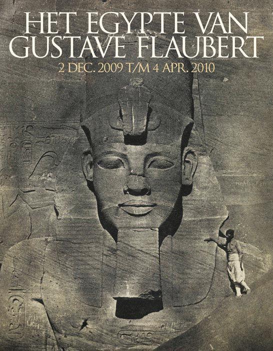 Het Egypte van Gustave Flaubert