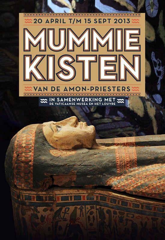 Mummiekisten van de Amonpriesters