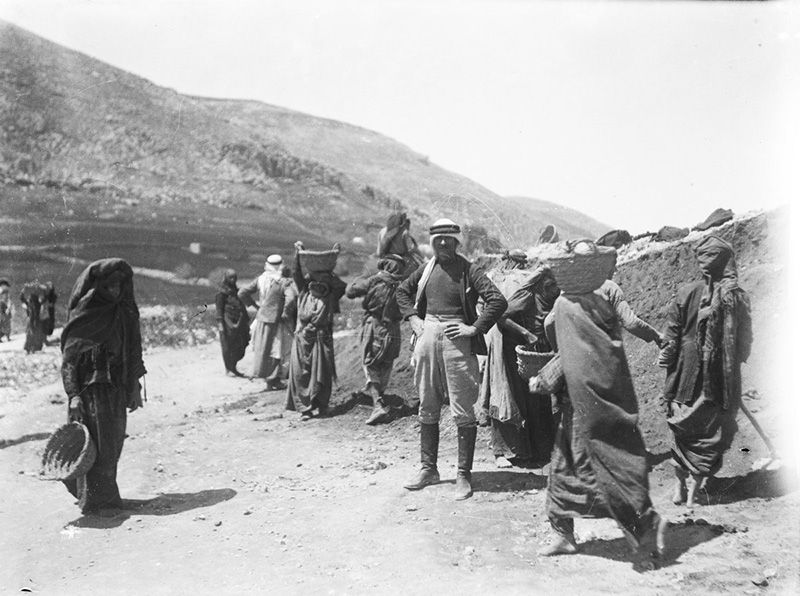 Graven naar het Bijbelse Sichem