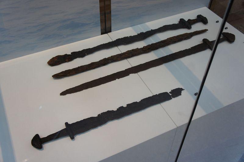 Karolingisch zwaard Vecht