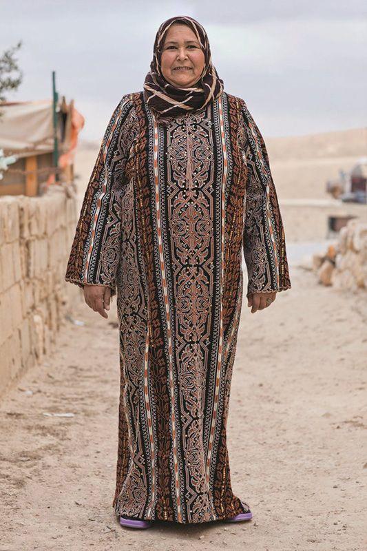 Al Bedul Bedoeïenen van Petra