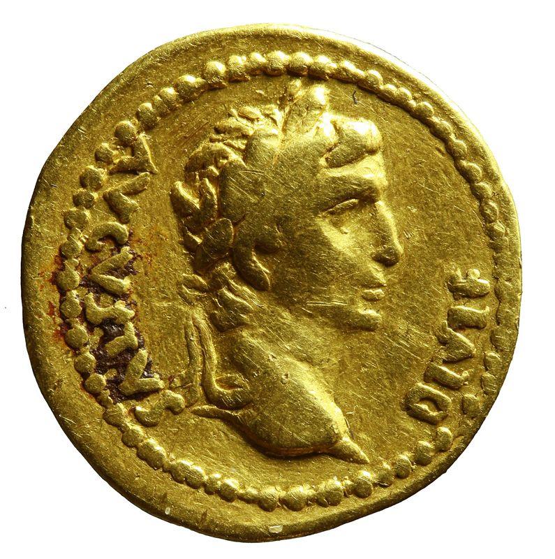 Keizerlijke munt Augustus