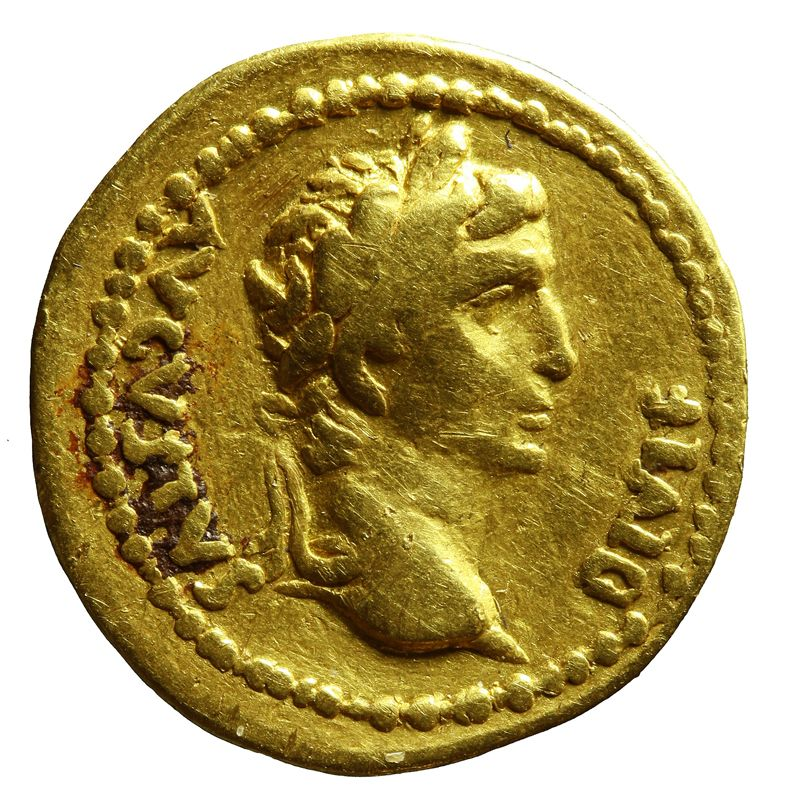 Keizerlijke munten Augustus