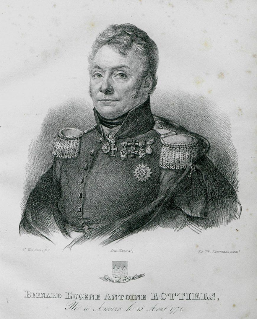 Bernard Eugene Antoine Rottiers
