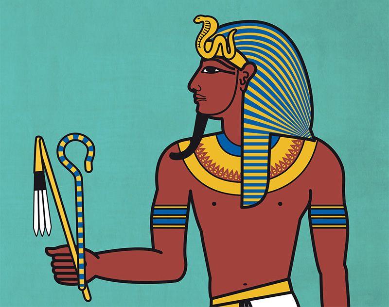 Speur- en doeboekje Farao