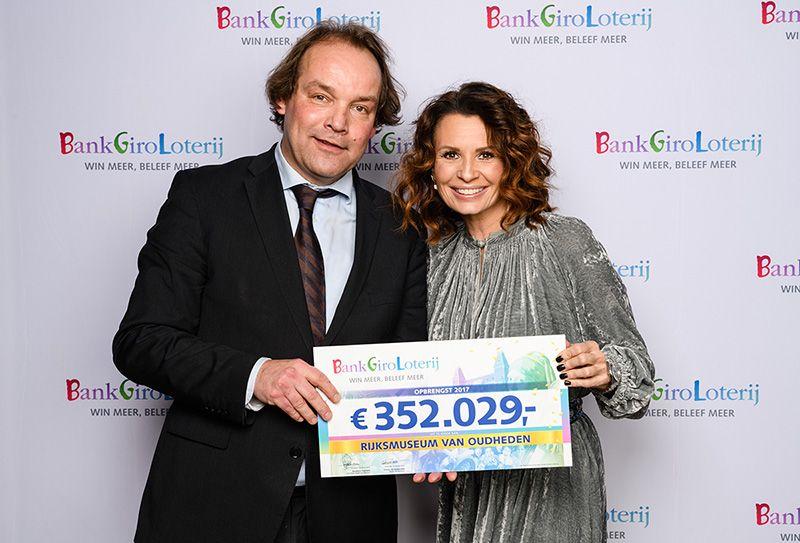 Goed Geld Gala 2018 BankGiro Loterij