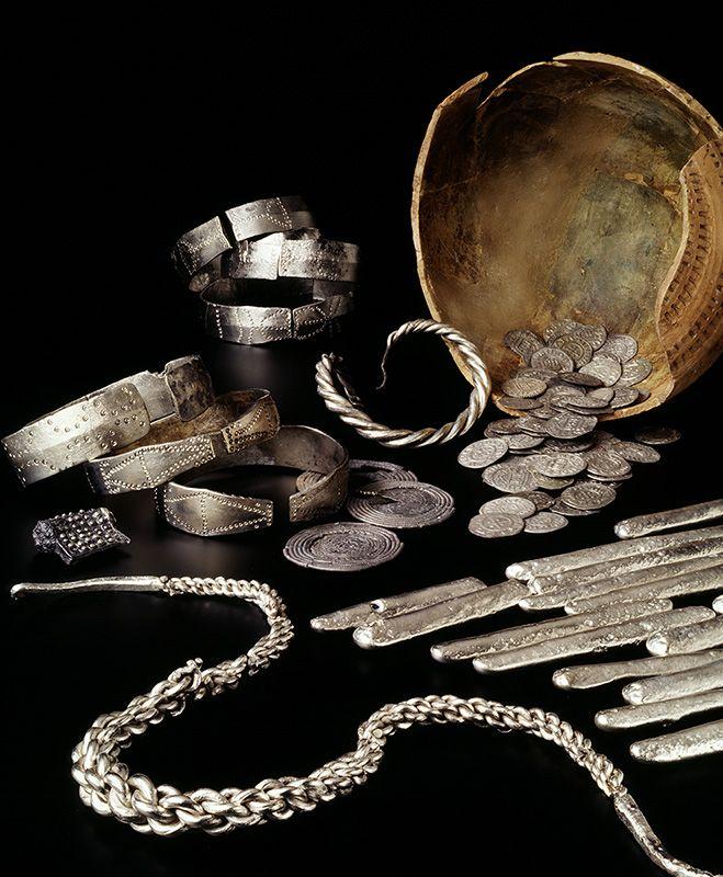 Projectweekpakket Vikingen Vikingschat Wieringen