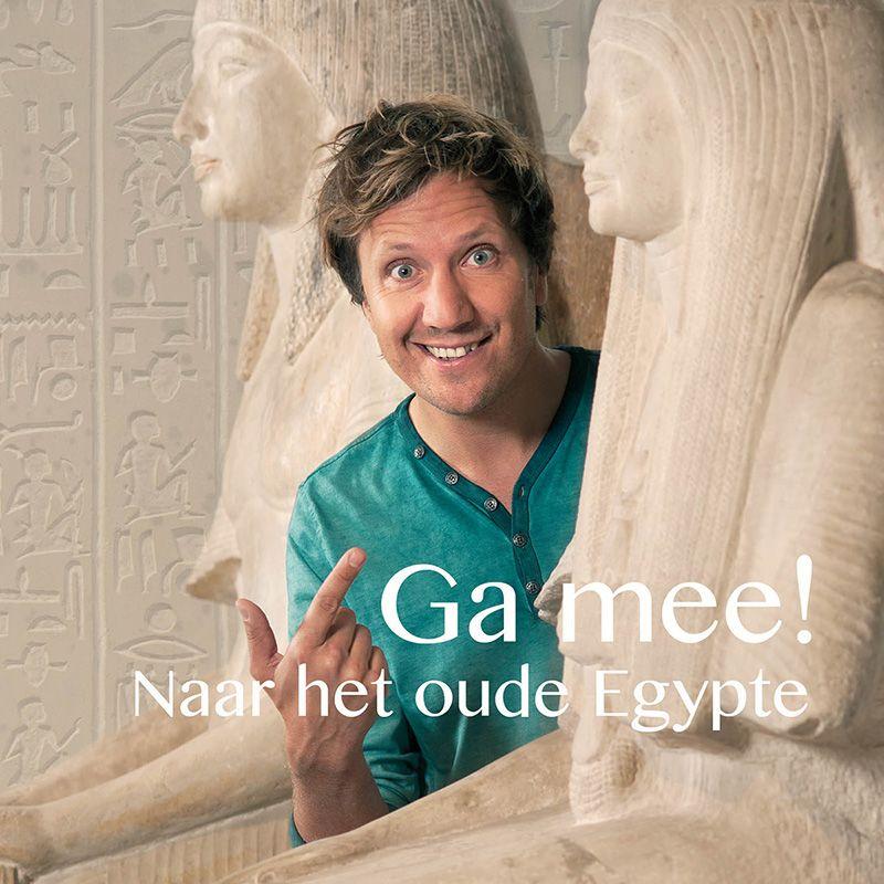 Met Klaas naar het oude Egypte audiotour Klaas