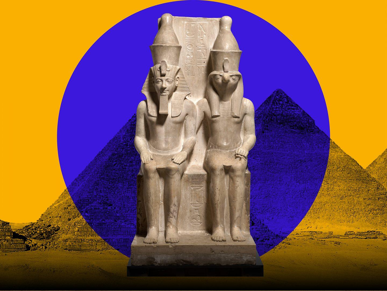 Tentoonstelling Goden van Egypte