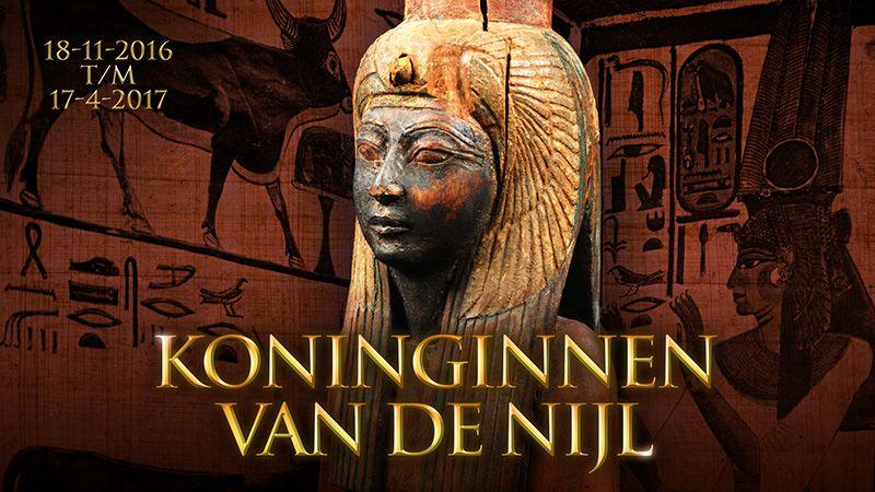 Tentoonstellingen Koninginnen van de Nijl