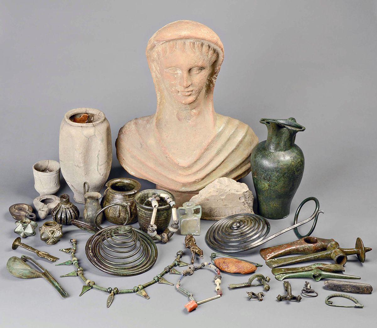 Oud-Europa objecten