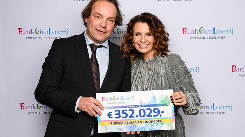 BankGiro Loterij Goed Geld Gala 2018