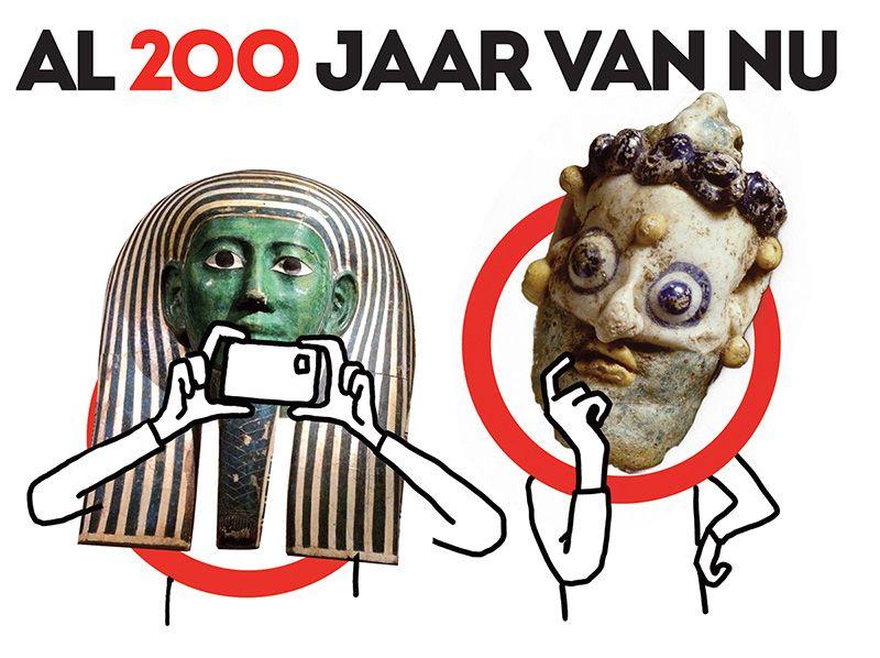 Al 200 jaar van nu