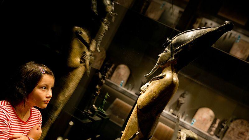 Kinderen Egypte Osiris