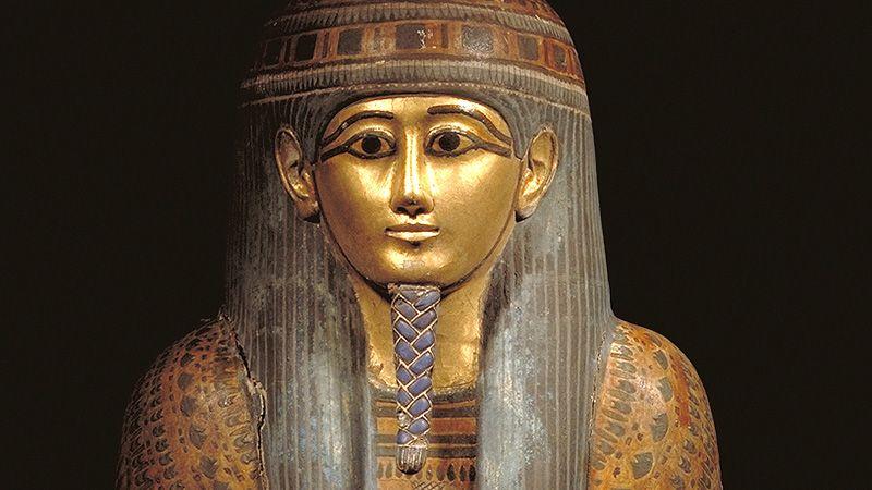 Mummiehuls mummiekist Paneshy