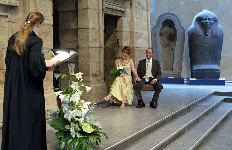 Tempelzaal huwelijk Trouwlocatie