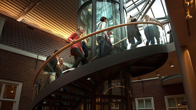 Leerlingen museum