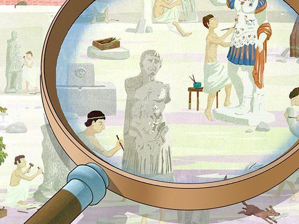 Tureluurtje Klassieke wereld