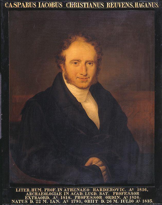 Caspar Reuvens