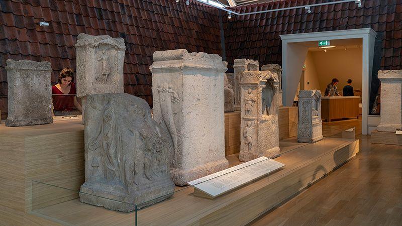 Zalen Nederland Romeinse tijd