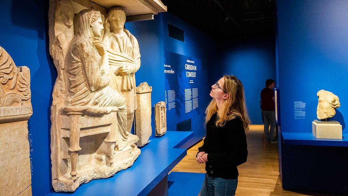 Museumles Grieken VO