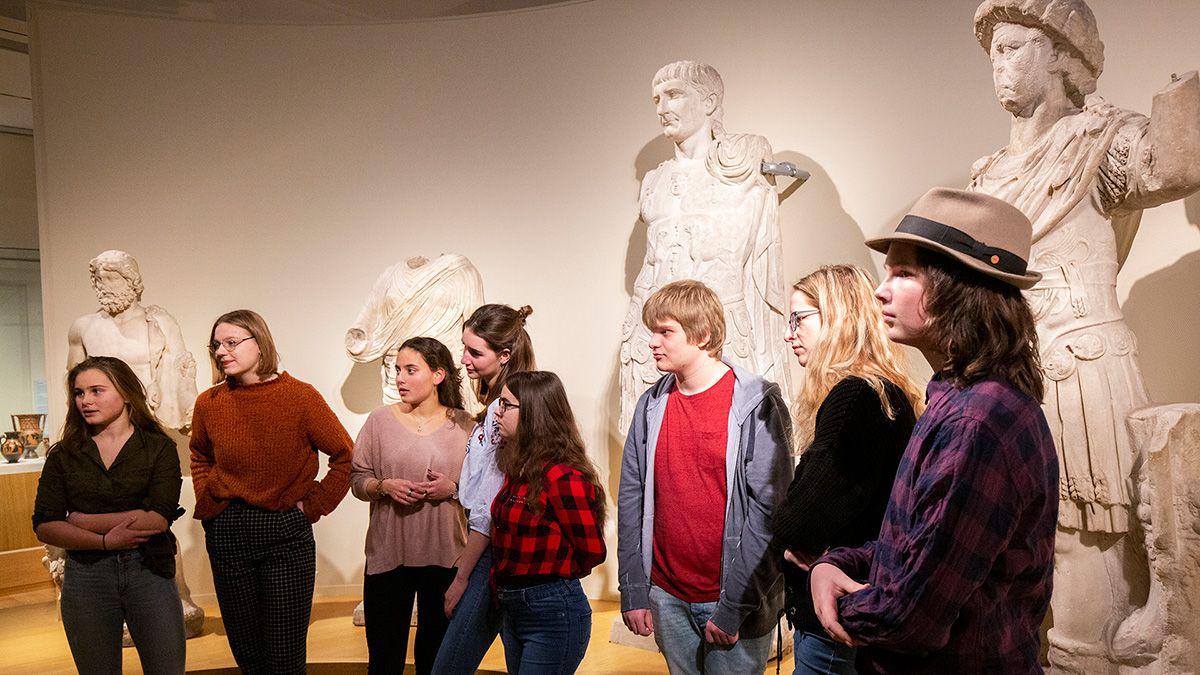 VO Museumles Romeinse rijk