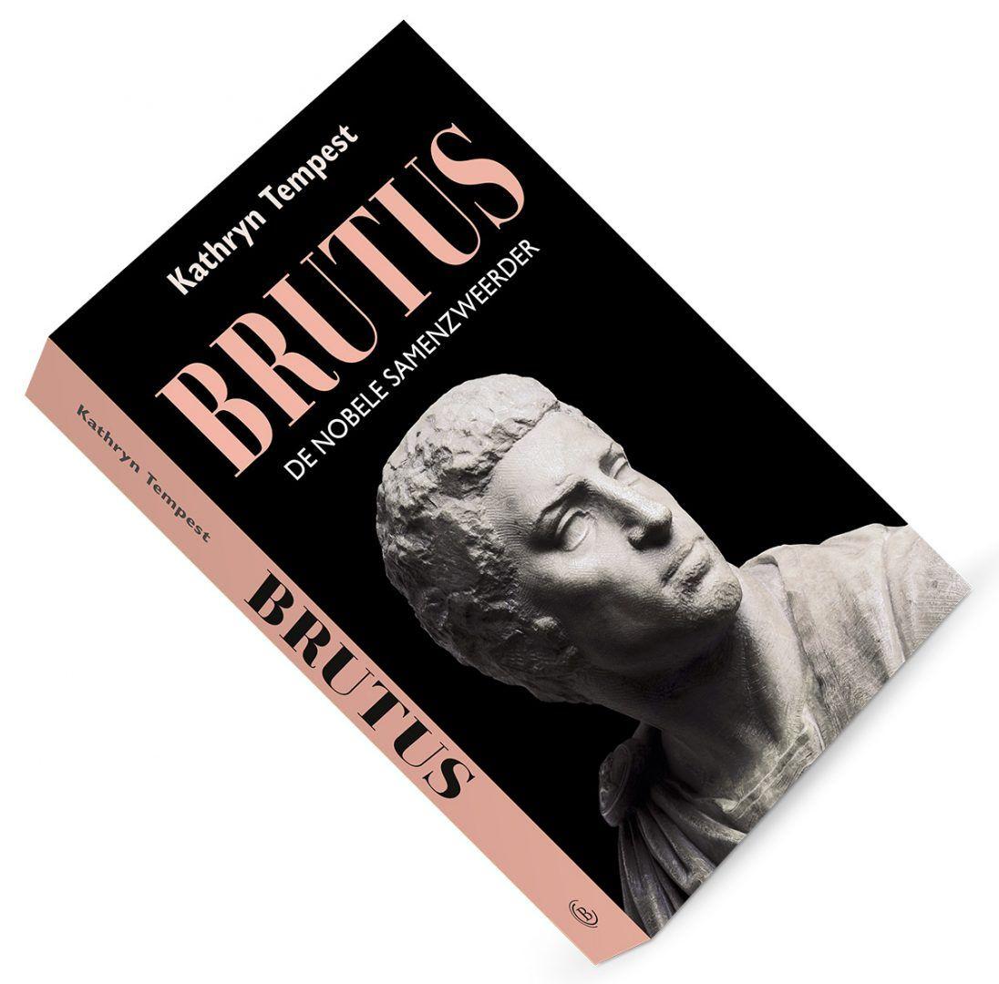 Boekpresentatie Brutus