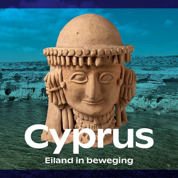 Rijksmuseum van Oudheden Campagnebeeld Cyprus Eiland in beweging Museumkaart2019