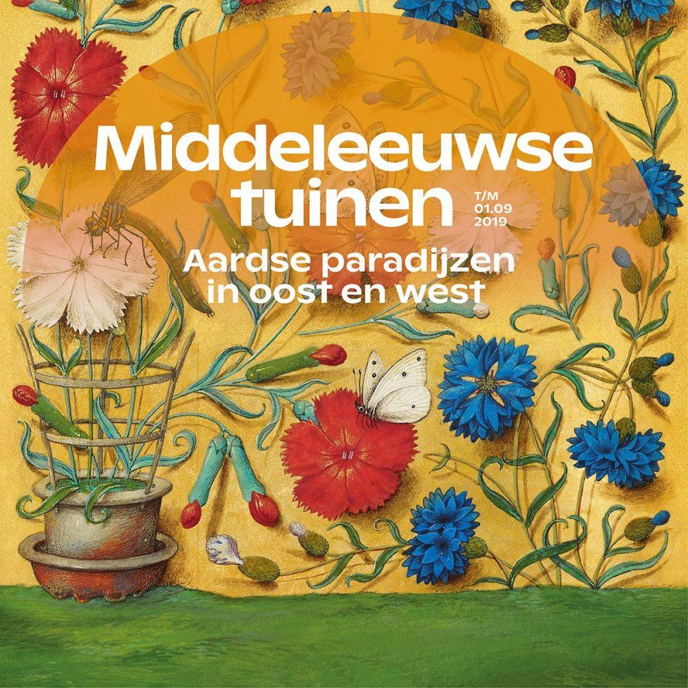 Campagnebeeld Middeleeuwse tuinen