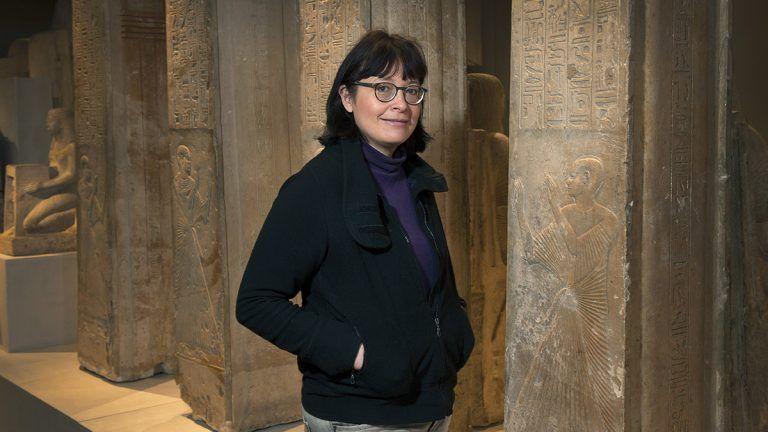Wetenschappelijke staf Lara Weiss