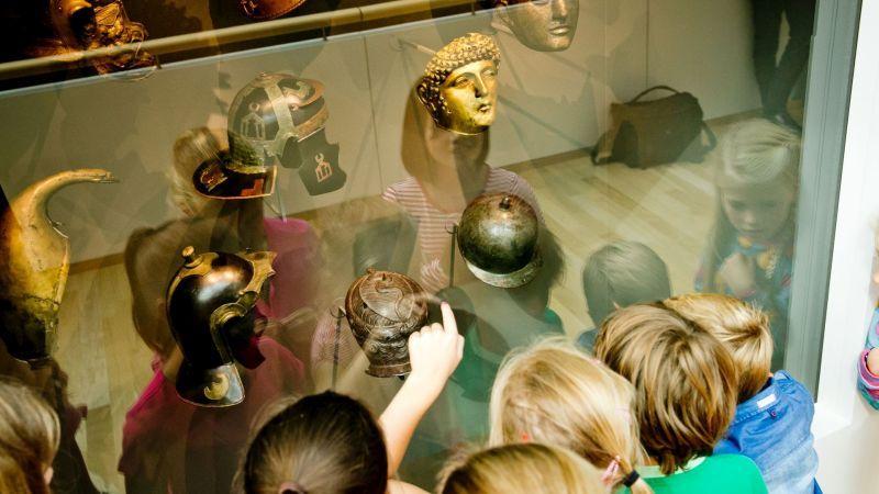 Kinderen Rondleiding Romeinen in Nederland