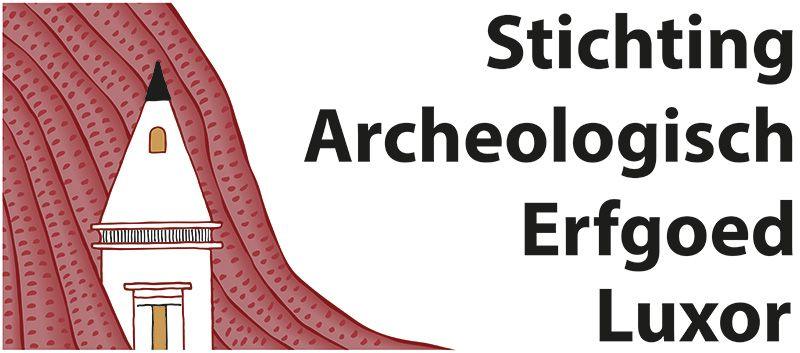 Logo Stichting Archeologisch Erfgoed Luxor
