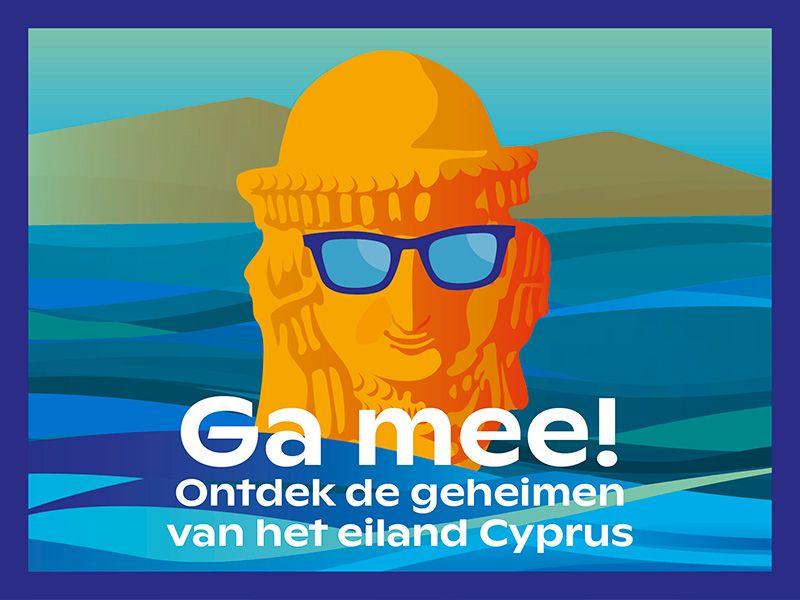 Kerstvakantie 2019 Aphrodites favorieten Cyprus kinderen audiotour Prijsvraag Cyprus