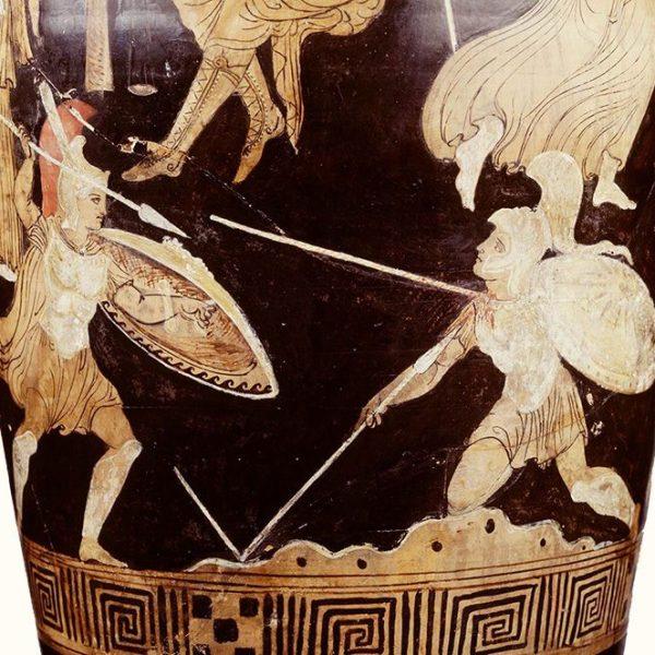 Grieken stadhoudersvaas