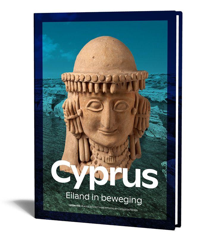 Tentoonstellingsboek Cyprus