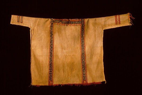 Textiel uit Egypte tunica