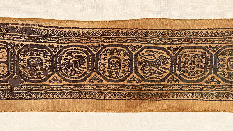 Museumwandeling Textiel uit Egypte