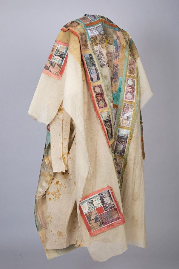 Modern textiel uit Egypte Bosman