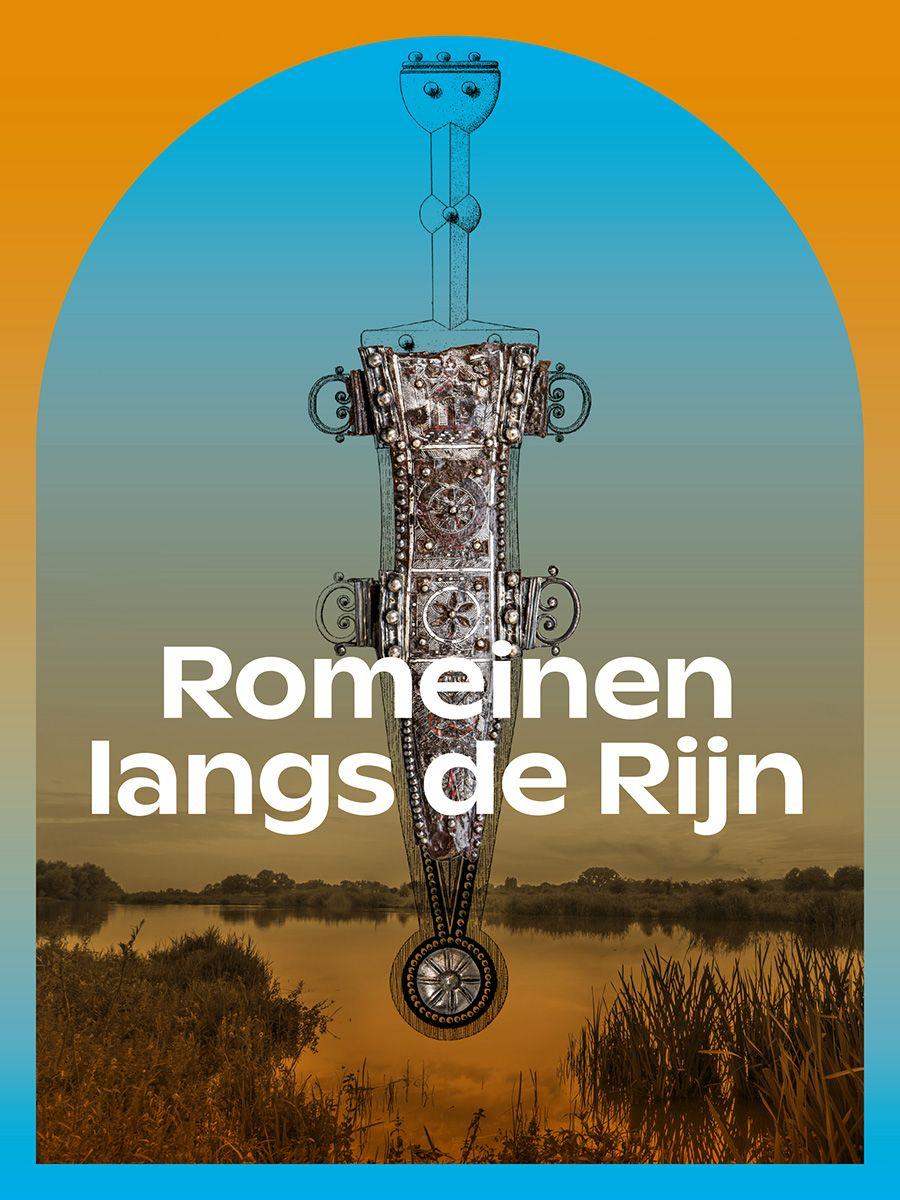 Campagnebeeld Romeinen langs de Rijn