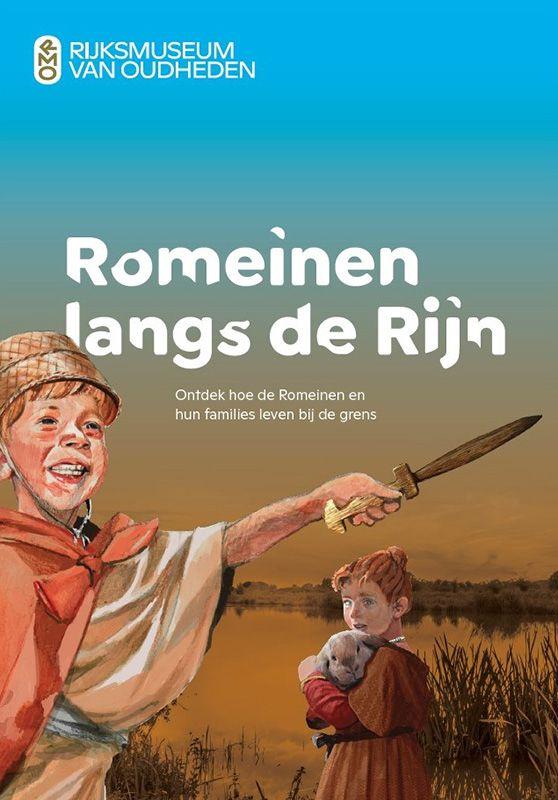 Speurtocht Romeinen langs de Rijn