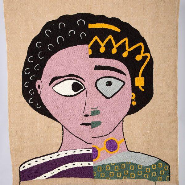 Modern textiel uit Egypte De Vos