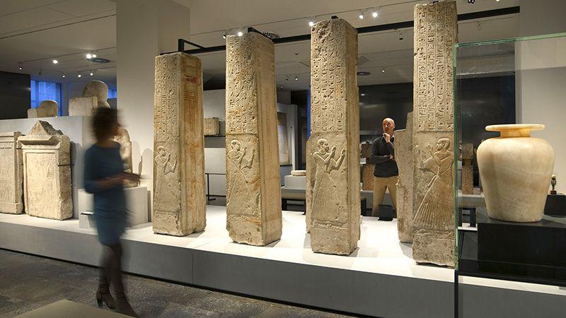 Privérondleiding met museumgids Richtlijnen en voorwaarden Zalen Egypte