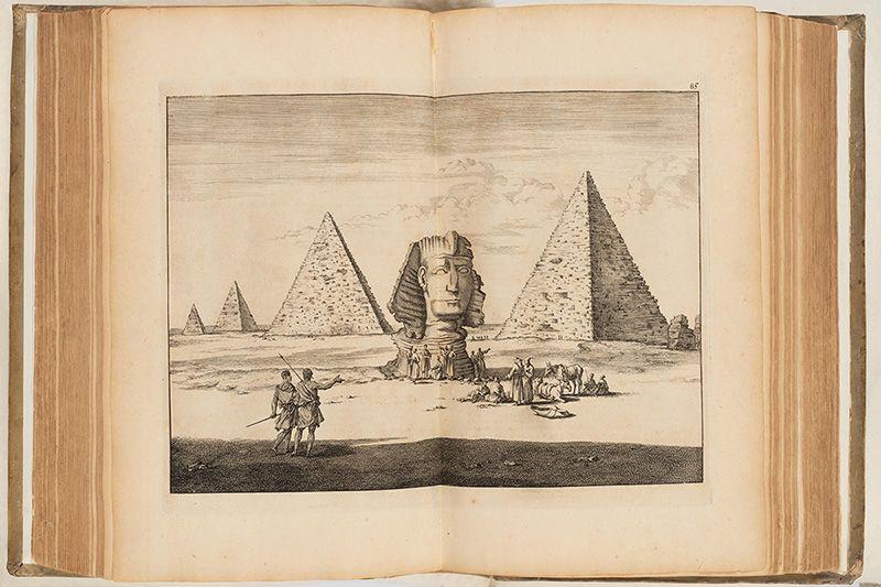 Verbeelding van Egypte Boeken Egypte Cornelis de Bruyn
