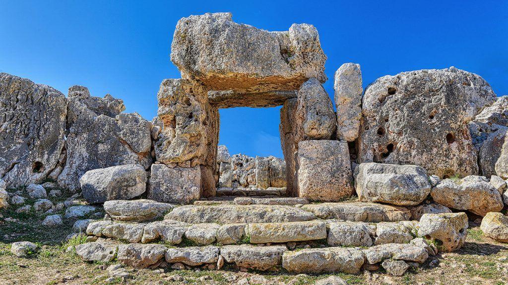 Megalithische tempels van Malta