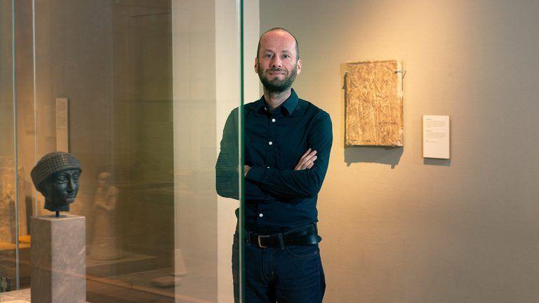David Kertai nieuwe conservator