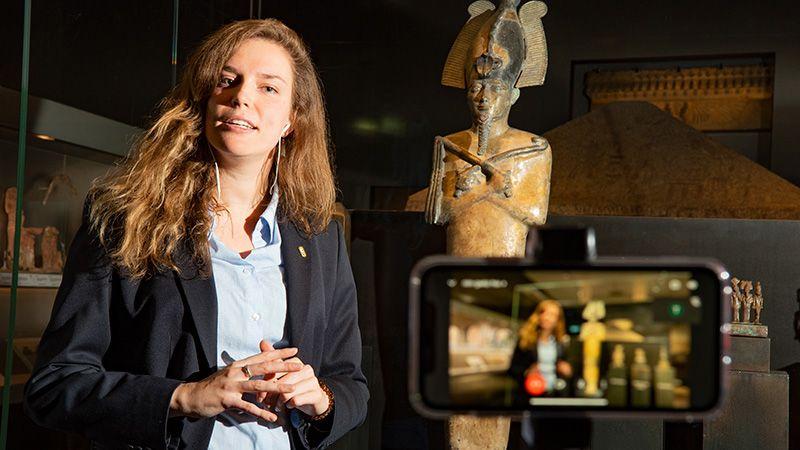 RMO live video-rondleidingen Online rondleiding met museumgids