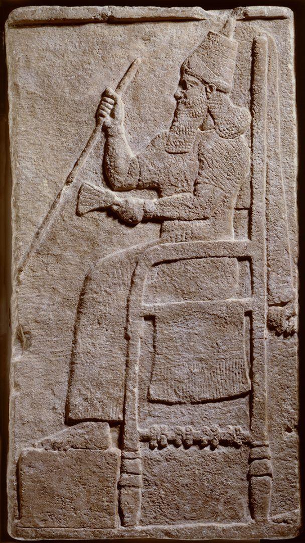 Tiglath Pileser III Assyrische koning