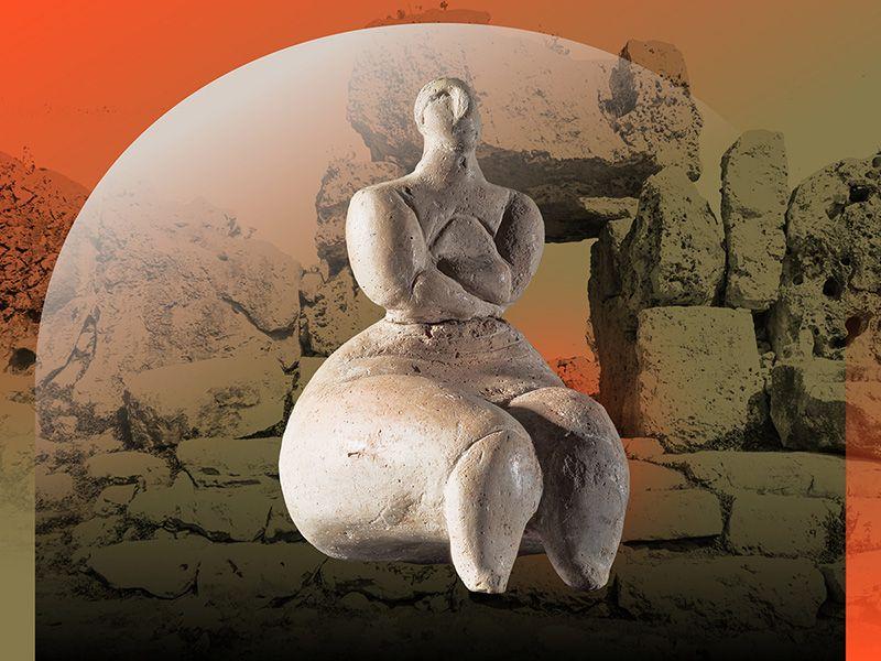 Campagnebeeld Tempels van Malta